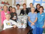 SISTERS with care kits for East Texas Crisis Center