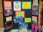 SCMSA Display at the Health Fair.